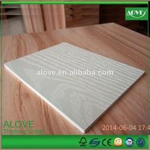 China Manufacturer eco friendly WPC Foam Board interior decoration wood cupboard design