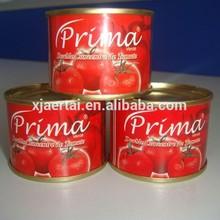 2015 Hot sale!!gino tomato paste/can tomato paste/turkey food company