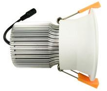 10w cob led downlight,led deep cob gimble down light,10w downlight cob led lens & reflector