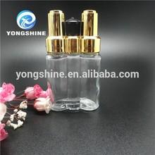 hot sale fancy 100 ml perfume glass bottles with metal lid