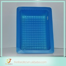 New Design Fashion Low Price black pp/pvc/pet/ps plastic compartment tray