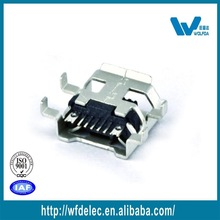 brand quality universal female usb flash drive connector