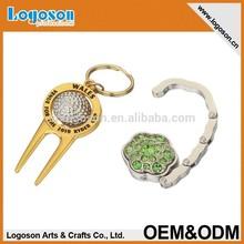 Factory magnet foldable metal cheap bag holder