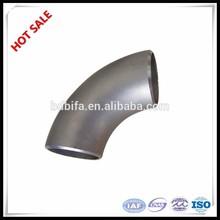 45 degree steel galvanized pipe elbow dimensions