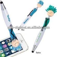 Cartoon shape stethoscope design child pen
