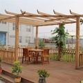 Al aire libre de bambú pisos/diferentes tipos de suelo sólido