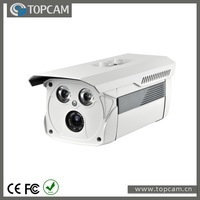 2 Megapixel 1080P Network Ip Outdoor Camera With 6mm Lens With 1 Pcs Array IR Led 20 Meters Night Version