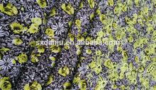 Hot!! 100% Cotton Poplin Embroidery Fabric