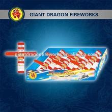 2015 liuyang giantdragon fireworks super cobra antique helicopter model manufacturers for sale 1.4g un0336
