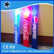 Sports led inflatable cheering sticks, lighting thunder sticks