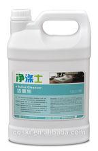 Jingdishi shower room bathroom liquid toilet cleaner in hotel / restuarant / home