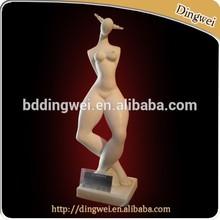 Modern Abstract Art Marble Stone Sculpture