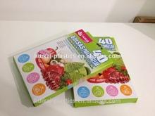 freezer bag/ food packing bag/ fresh menbrane bag