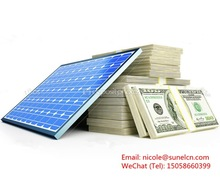 2015 China Yingli solar stocks near to YIWU