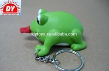 Plastic Frog Toy/Custom Plastic Toy/Baby Toy