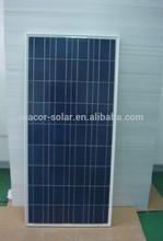 MS-Poly-130w 140w 150w solar panel,solar module