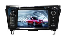 hot selling double din car dvd for nissan x-trail