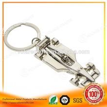wholesale high quality cheap car keychain,2D 3D car keyring