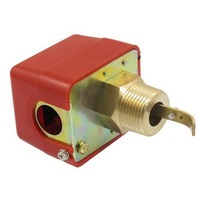 Quality HFS-25 AC 220V 15A Male Thread SPDT Water Paddle Flow Switch
