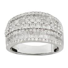 Royla design fashion emerald ring
