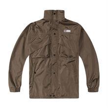 Adult polyester waterproof rain coat