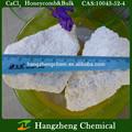 Cloruro de calcio anhidro( a granel con nido de abeja), para el secado