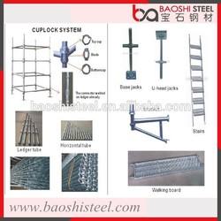 metal ringlock scaffolding joint pin