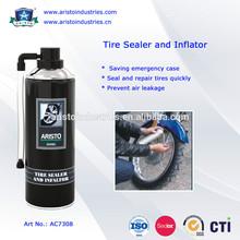 Tire Sealer & Inflator For Tire Seal and Repair