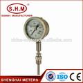 motor diesel de gases de escape cheia termômetro