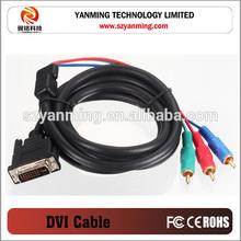 rca to dvi converter cable