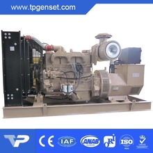 Open Style Three Phase 200KW 250KVA Diesel Generating sets Powered by Cummins