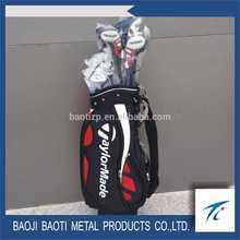 la moda de china de alta calidad baratos titanio palos de golf para la venta