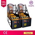 Aprobación del CE de la calle máquina de juego de baloncesto