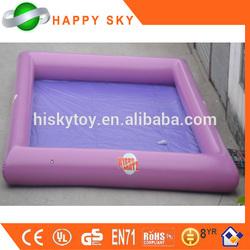 2015 Top quality customize kids fishing pool, pvc inflatable pool toys, funny inflatable pool toy