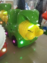 CE kiddie ride coin operated machine, CE kiddie ride for sell with factory price