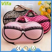 Portable Travel Protect Bra Underwear Lingerie Case Organizer Bag Storage Box