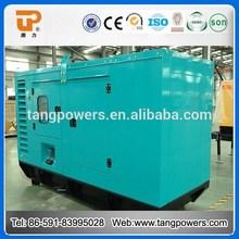 2015 new 50Hz three phase diesel generator set powered by Mitsubishi engine