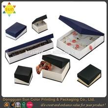 High quality jewelry box custom made jewelry boxes wholesale china factory box jewelry factory price