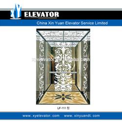 Elevator Passenger Cabin