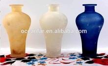 Antique Color Glass Vase