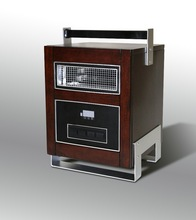 CSA and CE approved infrared heater for bedroom