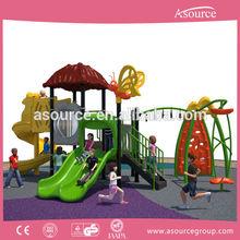 Customizable design children outside playgrounds for kids garden play equipment toys AP-OP20715