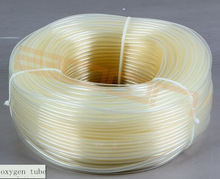 round transparent pvc tubes, easily install pvc hose , see-through plastic tube