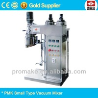 Guangzhou PMK small vacuum homogenizer upper homogenizer for chemical with CE