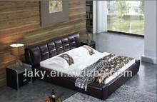 Click clack leather sofa bed LK-C218