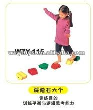 Kids plastic stone toys