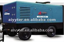 Mobile Diesel Screw Air Compressor with SKK air end