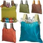 T-Shirt Reusable Foldable Polyester Shopping Bag