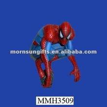Marvel Comics novelty custom personalized resin spiderman
