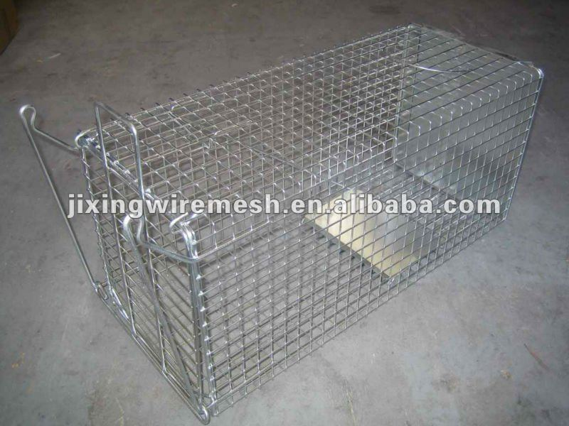 foldable wire animal cage